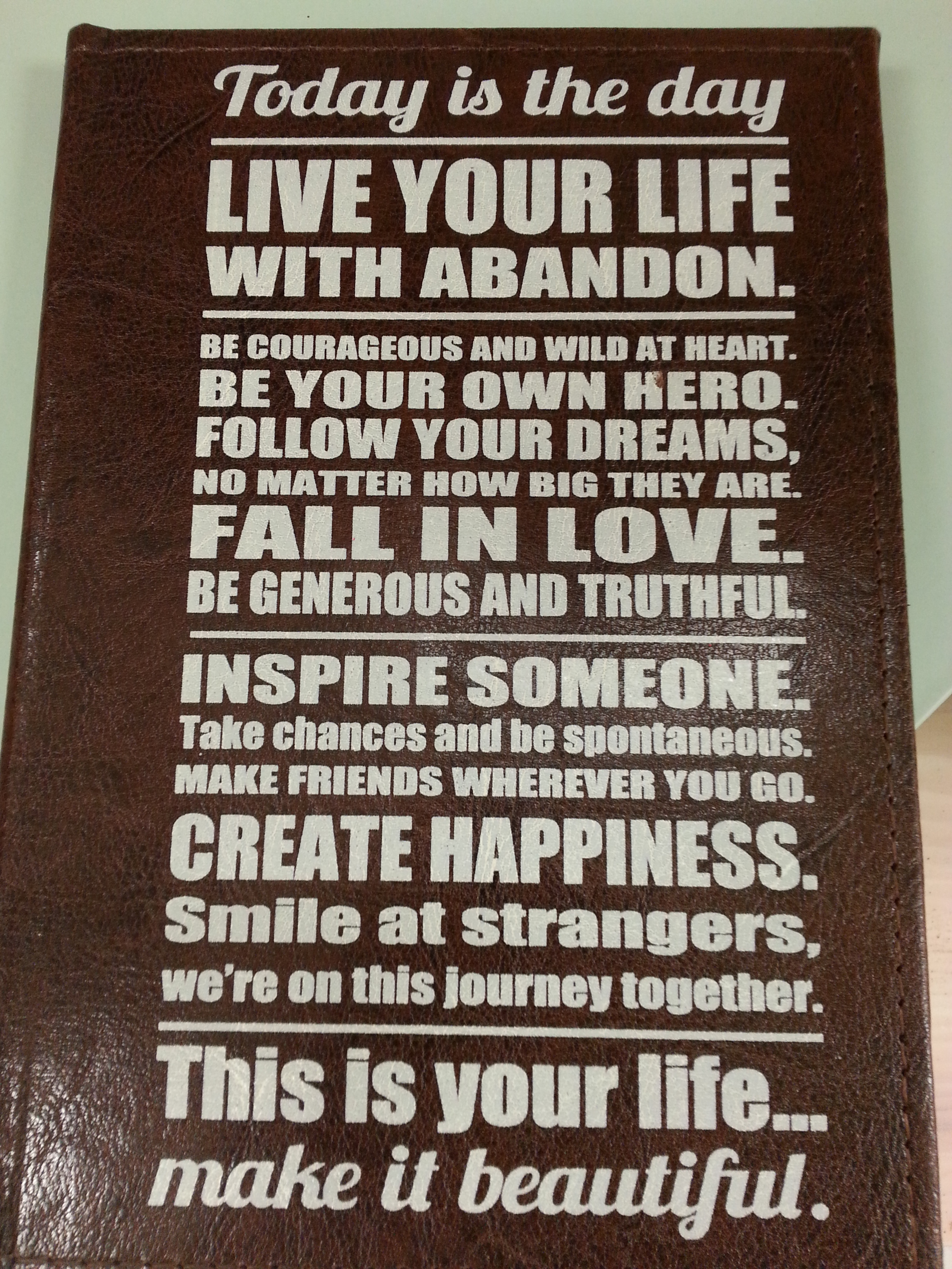 This Is Your Life Quote Quotes For Thought  Johnnathan